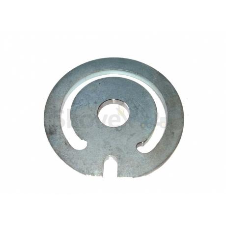 Brake disc for link