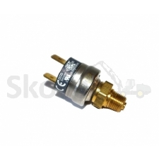 Pressure switch for seat