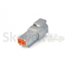 Connector DT04-2P