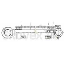 Boom Cylinder Seal kit(original)