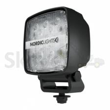 LED Töötuli 42W, 12-24V, Lai valgusvihk - NORDICLIGHTS