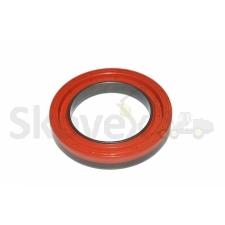 Crankshaft seal front